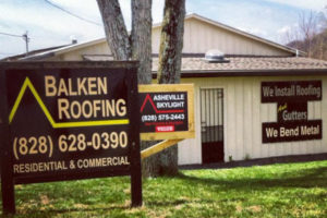 Balken Roofing Location