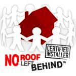 No Roof Left Behind Certified