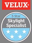 velux 5 star Skylight Specialist