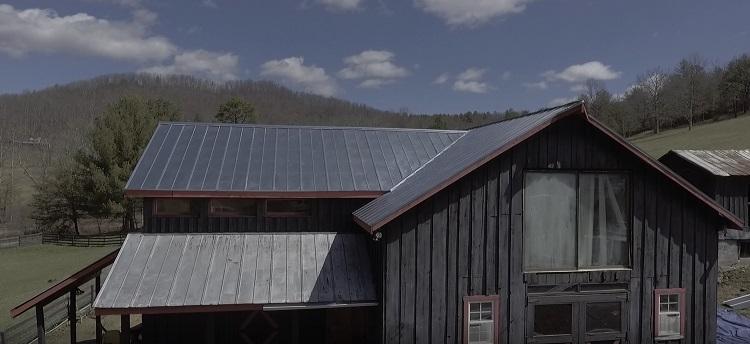Metal Roofs Balken Roofing